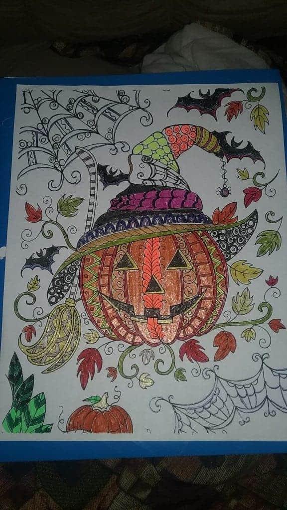 Horror Scenes – Pumpkin