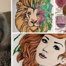 Artist Spotlight: Kathleen AbdelMassih on Expressing Herself in Coloring