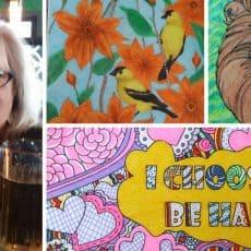 Artist Spotlight: Rita Streib on Spending Her Coloring Time in Prayer