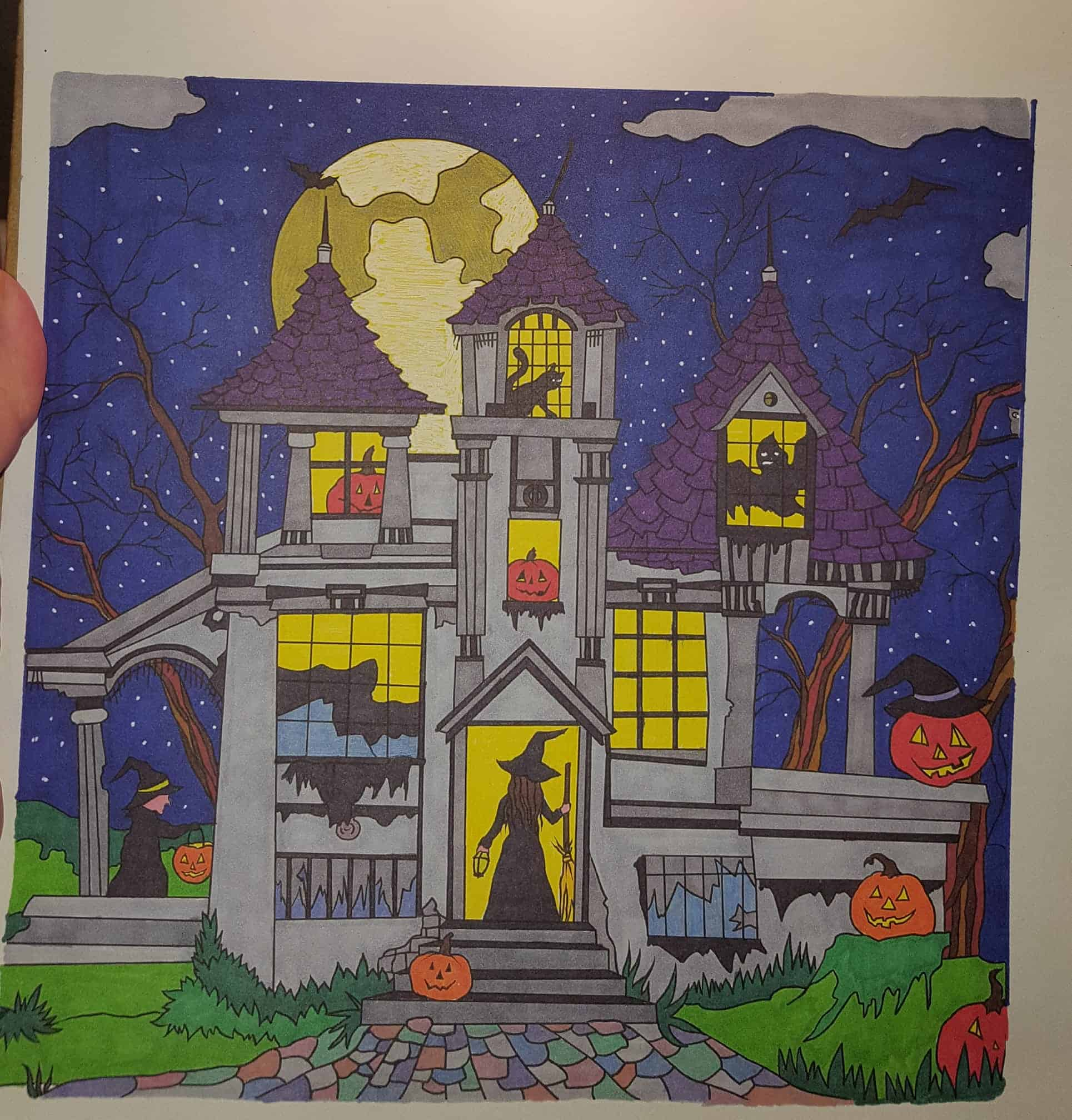 Horror Scenes – Haunted House