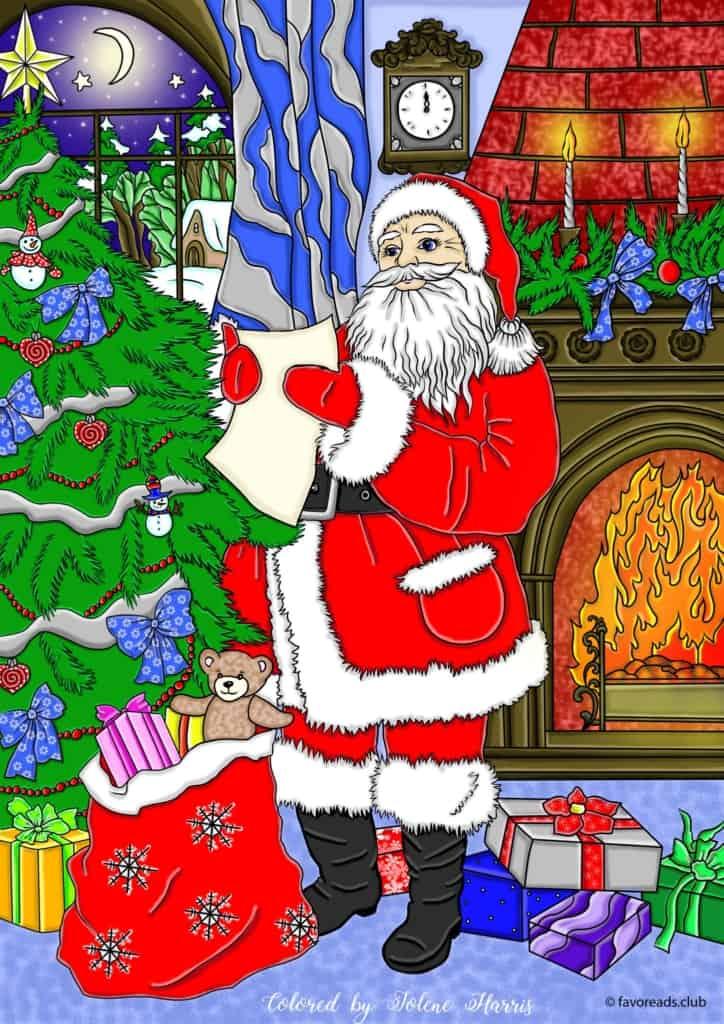 Christmas Joy –  Presents from Santa