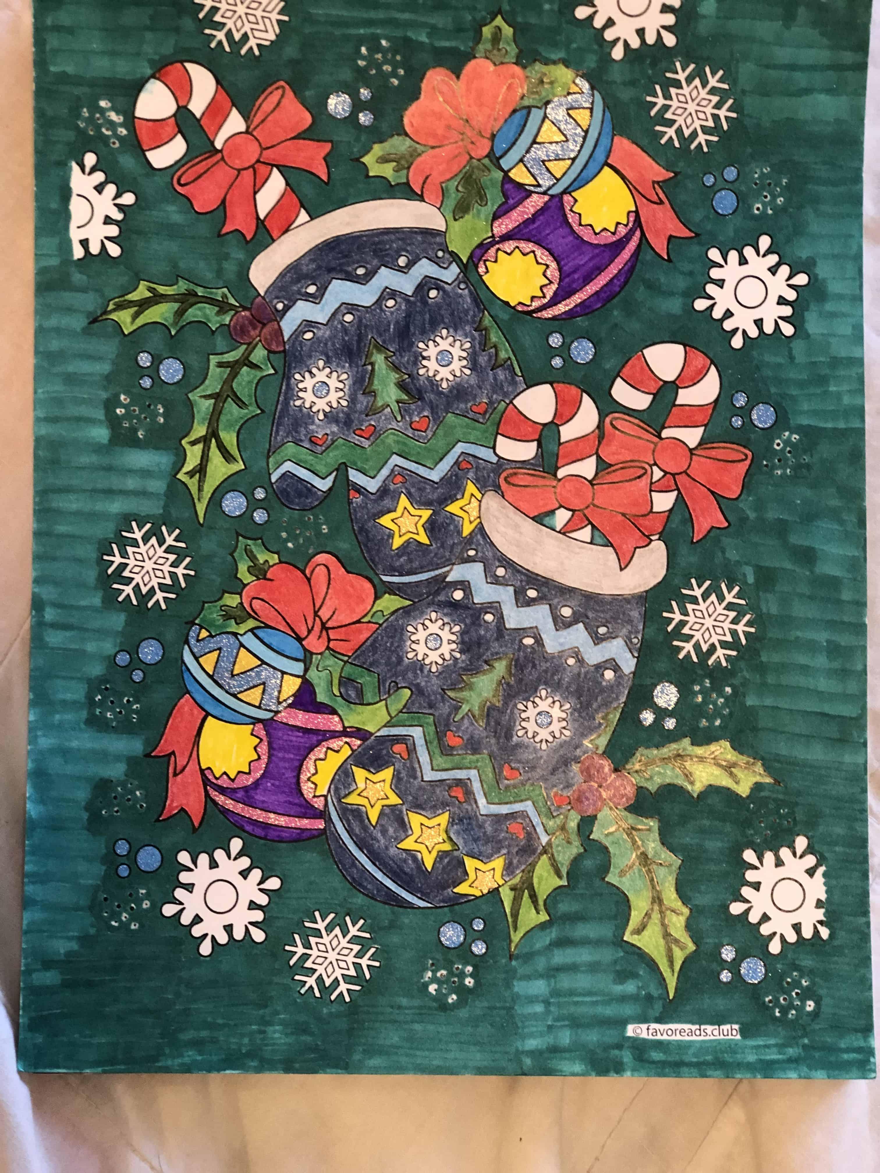 Christmas Joy – Mittens