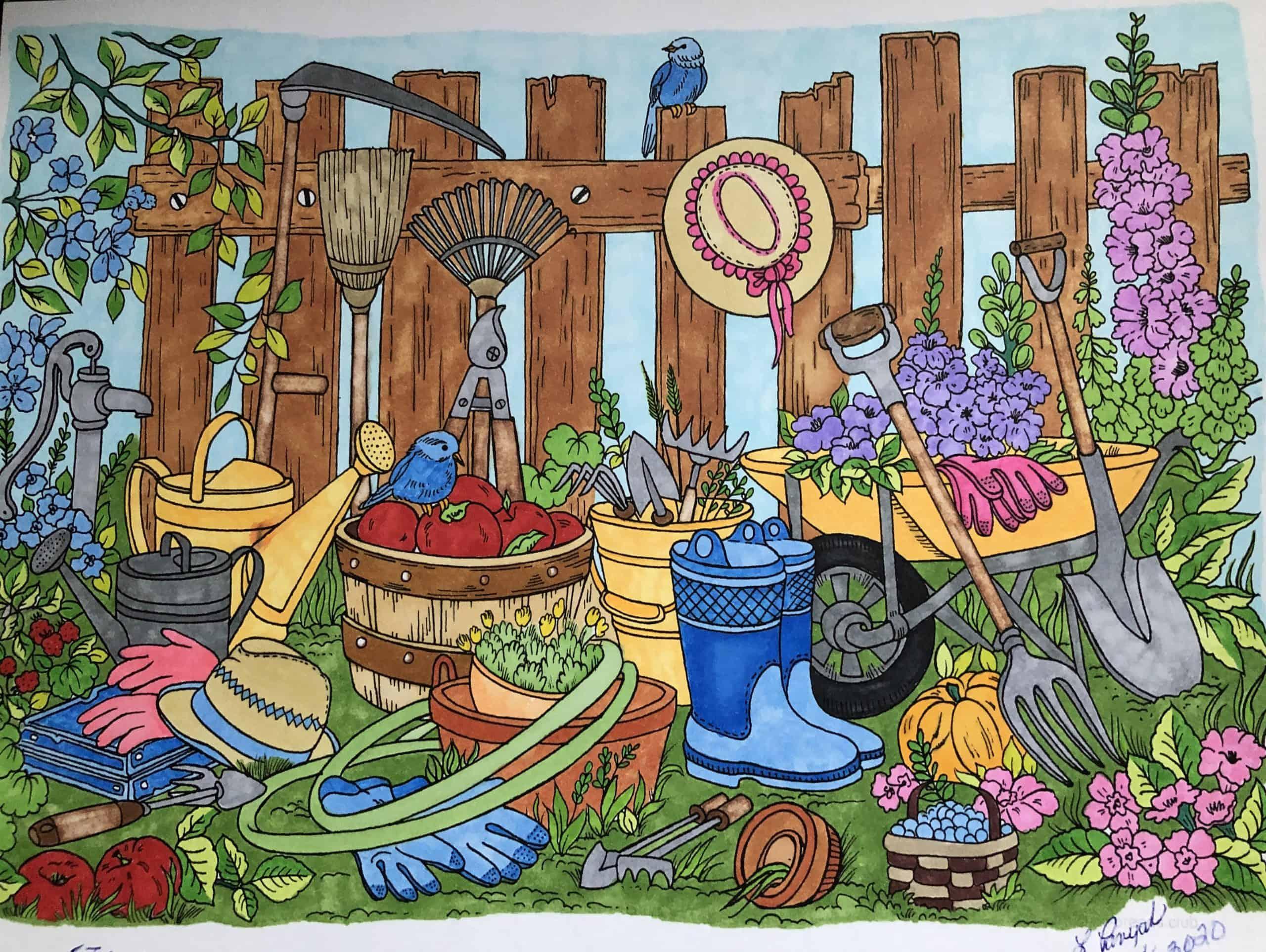 Garden Stuff