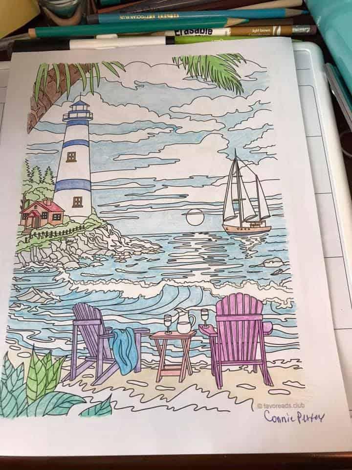 Ocean Life – Lighthouse