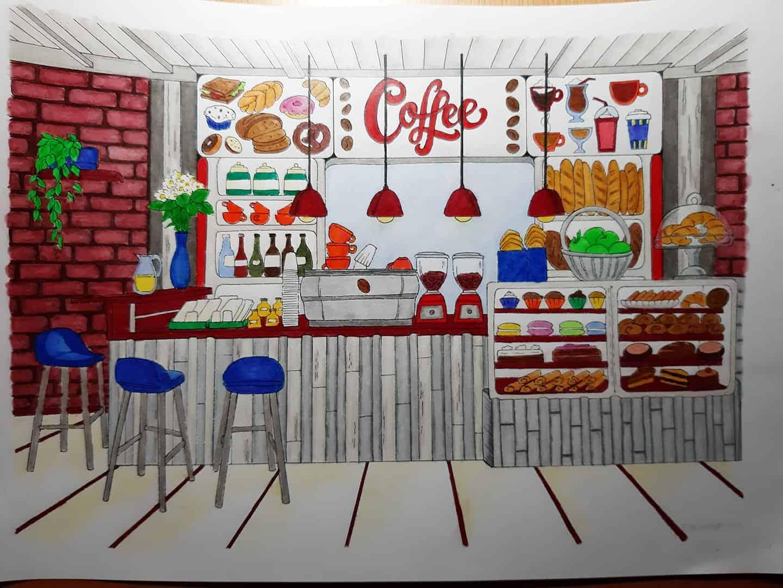 Little Coffee Shop