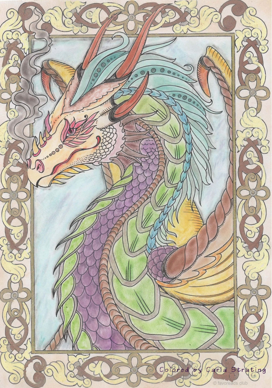 Gorgeous Dragon