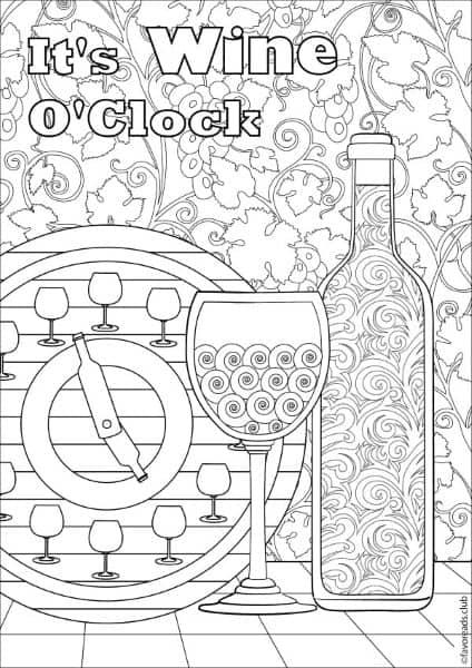 Woman's Adventure – Wine O'Clock