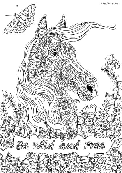 Best Adult Coloring Pages For Inspiration And Stress Relief Favoreads Coloring Club