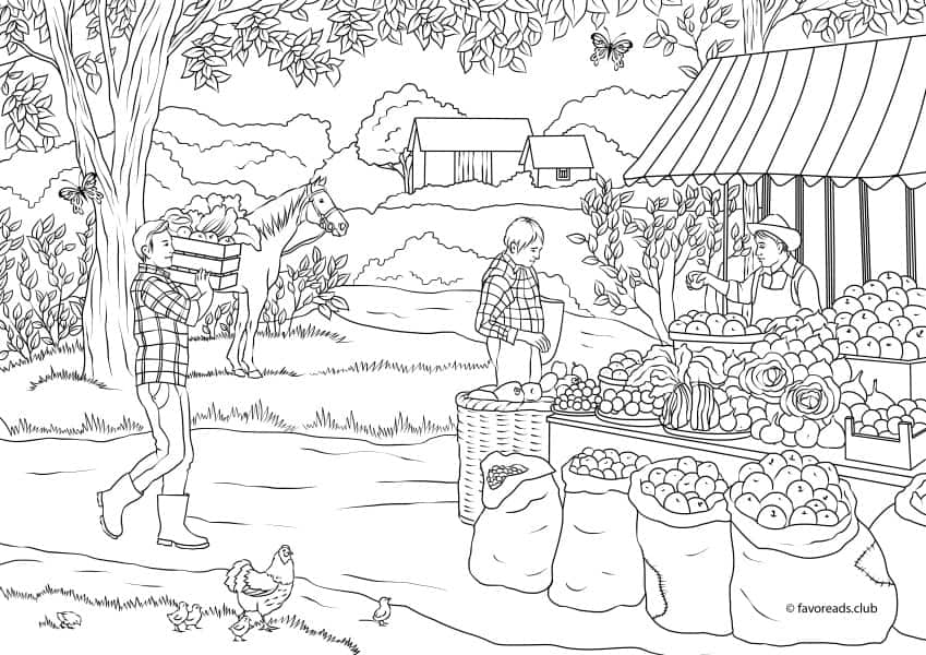 Country Spring – Country Market