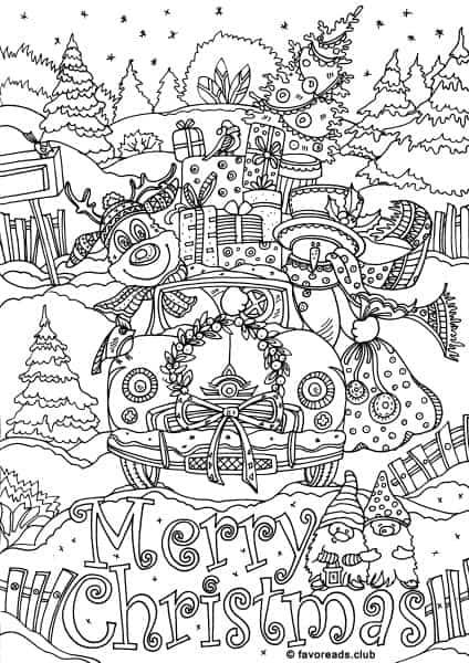 Christmas Joy – Festive Ride