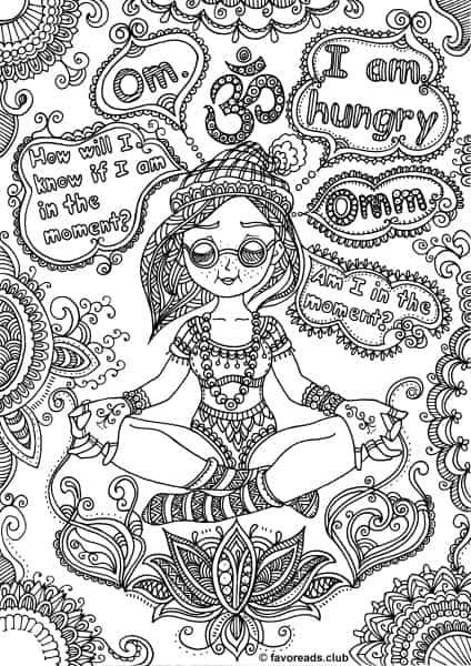 Woman's Adventure – Meditation