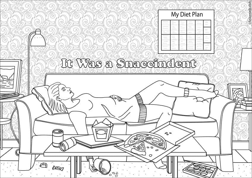 Woman's Adventure – Snaccident