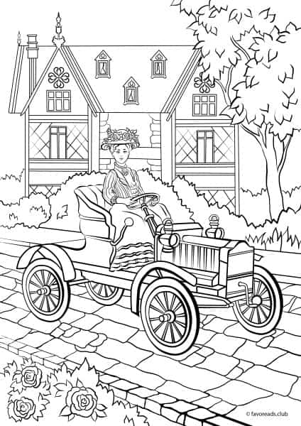 Fashion and Style – Victorian Car