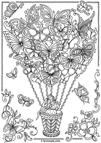 The World of Butterflies – Butterfly Balloon
