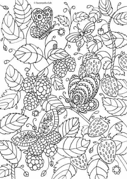 The World of Butterflies – Berries and Butterflies