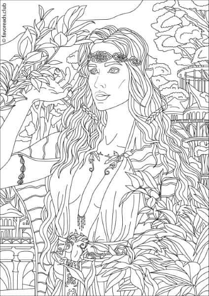 Fantasia – Forest Fairy