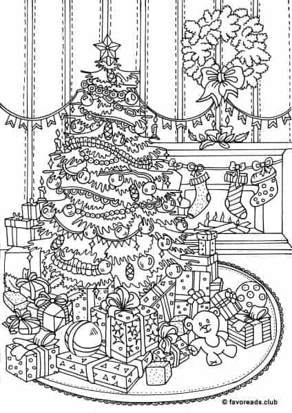 Christmas Joy – Beautiful Christmas Tree