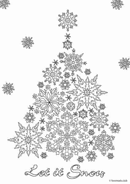 Christmas Joy – Let it Snow