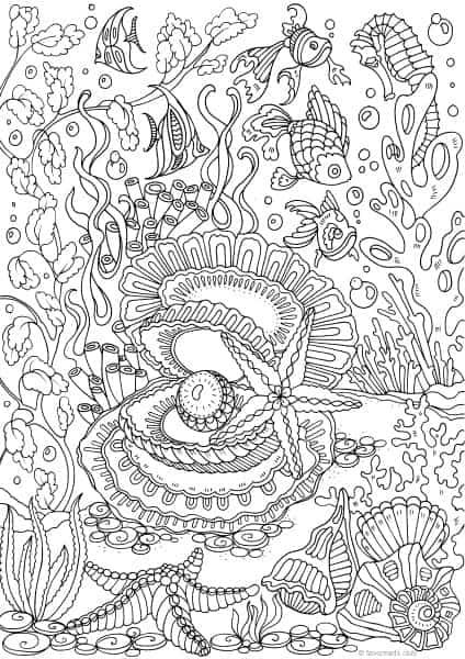 Ocean Life – Ocean Pearl
