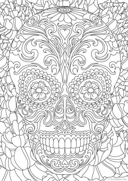 Holidays – Sugar Skull