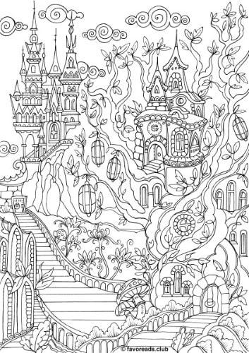 The Land of Fantasia – Fantasy City