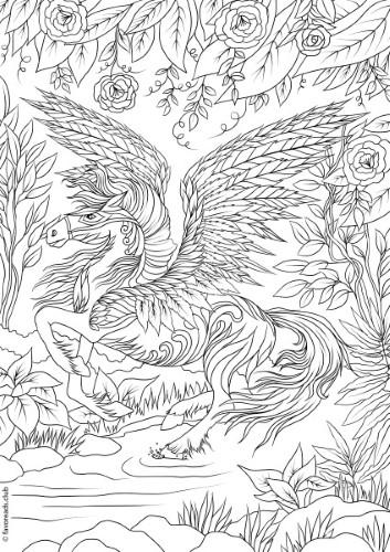 The Land of Fantasia – Pegasus