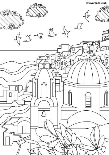 Creative Sights – Santorini