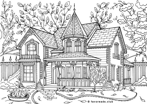 Authentic Architecture – Victorian Residence