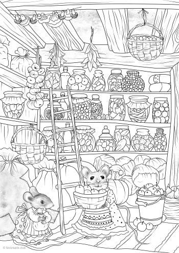 Thrifty Mice